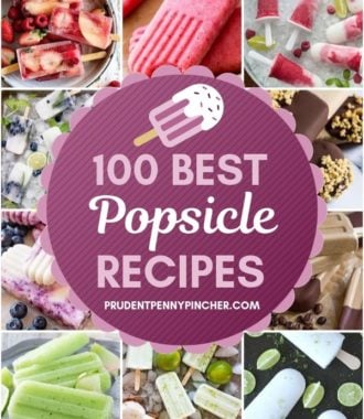 100 Best Popsicle Recipes