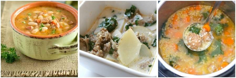 pork instant pot soups