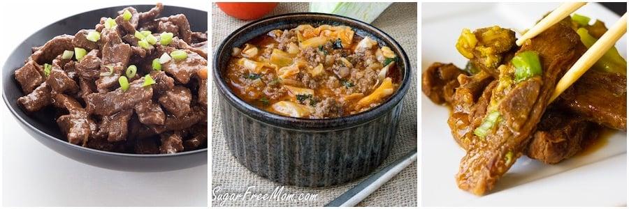 Beef keto dinner recipes