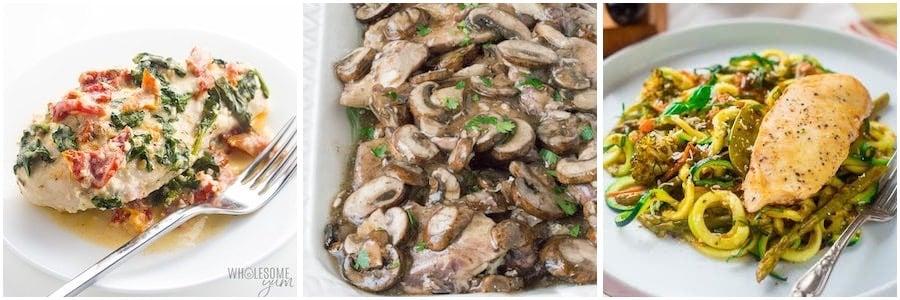 keto Chicken slow cooker Recipes