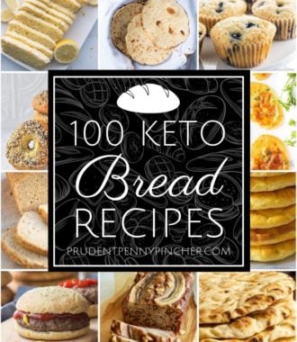 100 Best Keto Bread Recipes