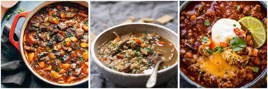 beef instant pot soups