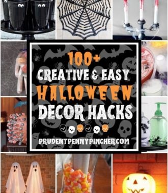 100 Creative Halloween Decor Hacks