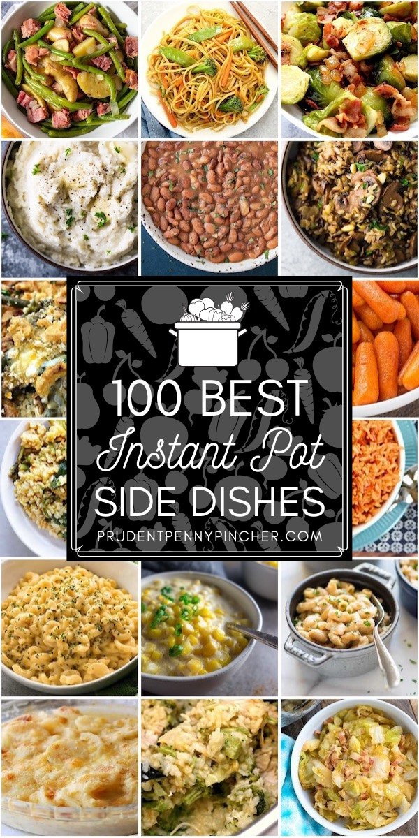 100 Best Instant Pot Side Dishes