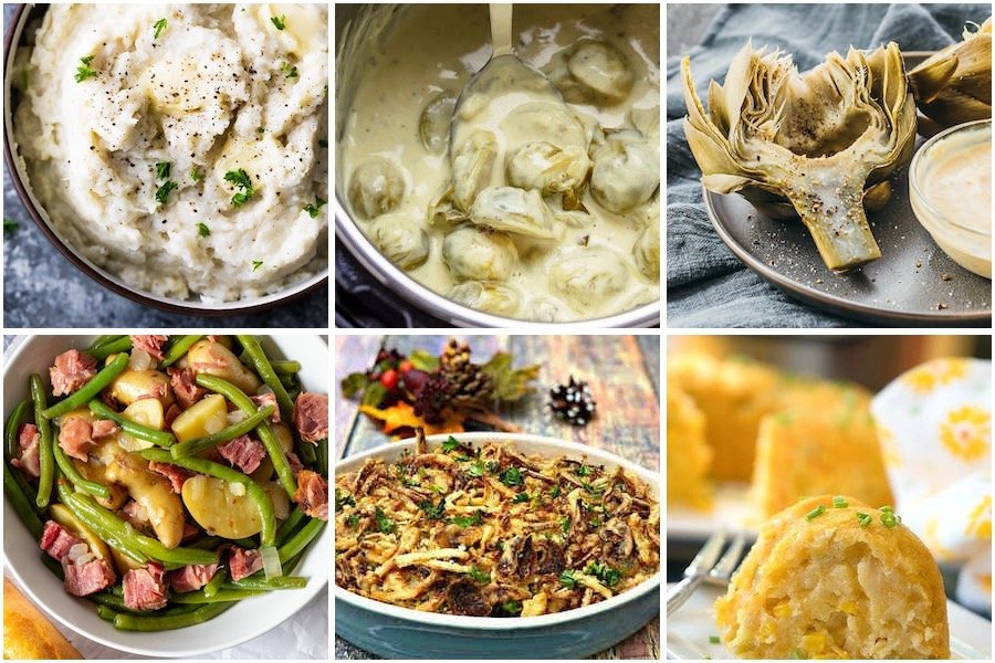 fall vegetable side dishes