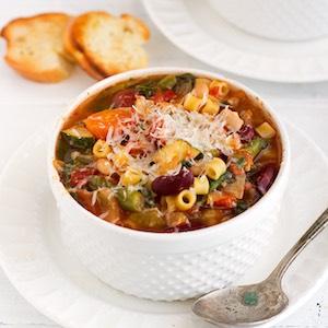 crockpot Minestrone Soup recipe