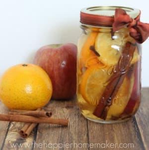 Simmer Pot Jar Gift