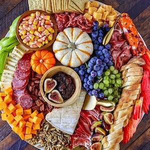 Harvest Charcuterie Board Fall Appetizer