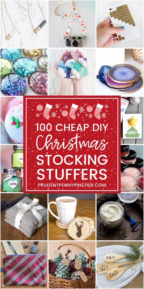100 Cheap Christmas Diy Stocking Stuffers Prudent Penny