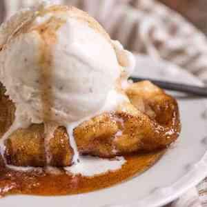 Apple Dumplings instant pot thanksgiving recipe