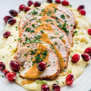 instant pot thanksgiving Turkey Breast