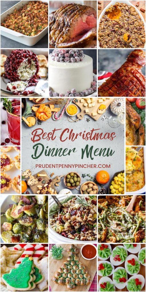 Best Christmas Dinner Menu