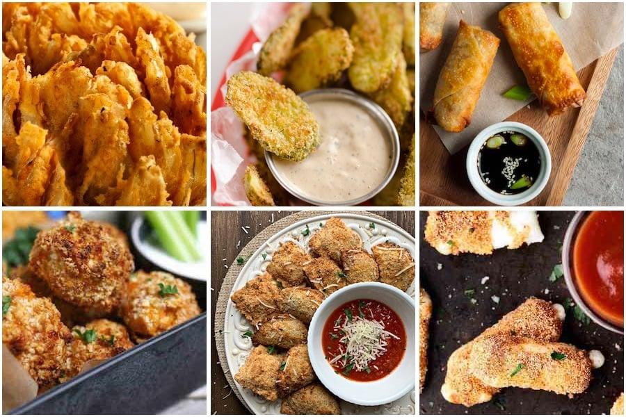 best air fryer appetizers
