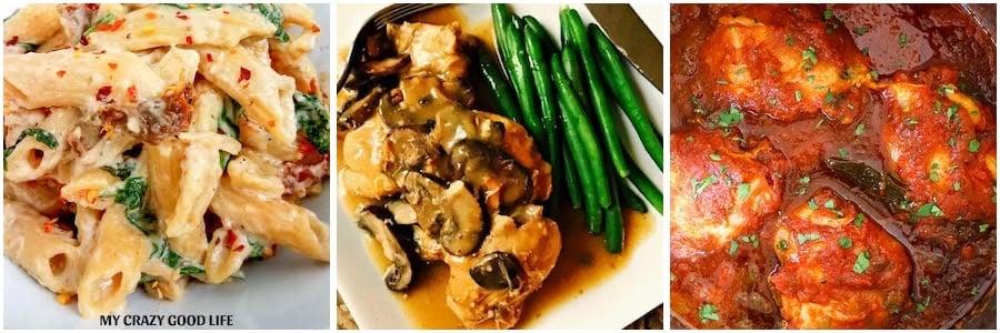 chicken dinner weight watchers instant pot recipes
