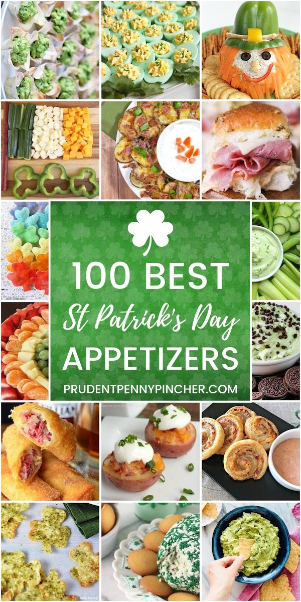 St Patrick/'s potluck