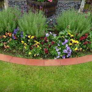 Terra Cotta Lawn Edging