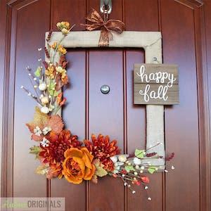 Picture Frame Fall Door Hanger