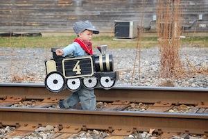 Train Costume for boys