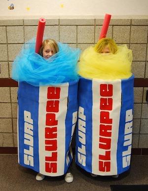 Slurpee Costumes