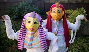 Pharaohs and Mummies Costumes