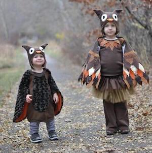Owls Costume