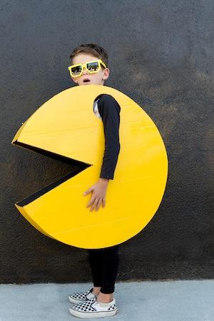 DIY Pac-Man Costume