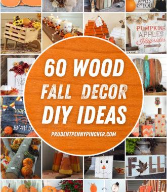 wood fall decor ideas