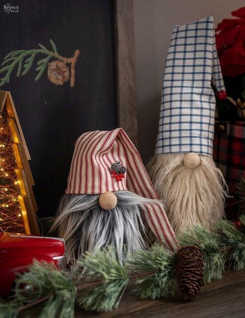 DIY Easy Gnomes