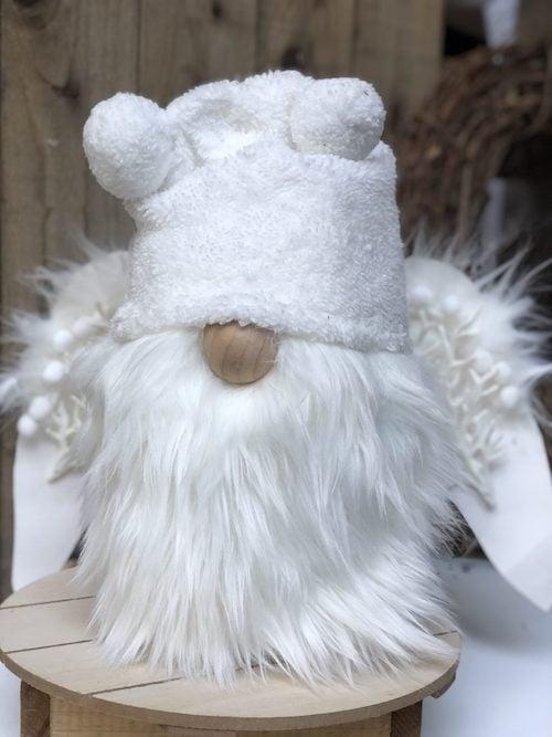 Snow White Angel Gnome