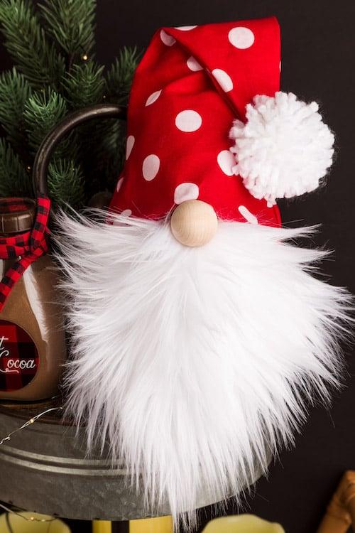 Dollar Tree DIY Christmas Gnome