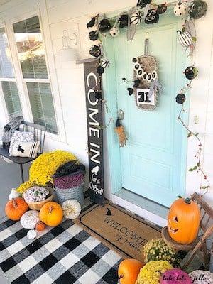 Witch Front Door