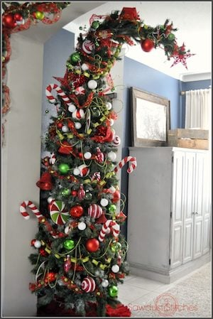 Whoville Christmas Tree