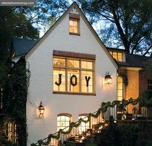 Joy letters in the Windows